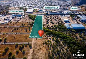 Foto de terreno habitacional en renta en hector acedo , sector industrial presa, hermosillo, sonora, 0 No. 01
