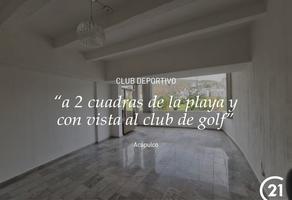 Foto de departamento en renta en hemisphere costera miguel alemán , club deportivo, acapulco de juárez, guerrero, 0 No. 01