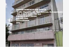Foto de departamento en venta en heraldo0 40, del recreo, azcapotzalco, df / cdmx, 0 No. 01