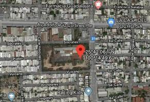 Foto de terreno habitacional en venta en  , hércules, guadalupe, nuevo león, 16289118 No. 01