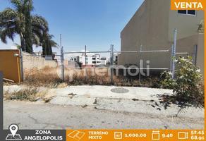 Foto de terreno habitacional en venta en hermanos serdan , san miguel la rosa, puebla, puebla, 0 No. 01