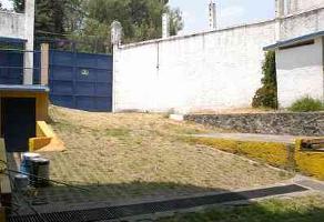 Foto de terreno comercial en venta en hermenegildo galeana , la concepción, la magdalena contreras, df / cdmx, 6134313 No. 01