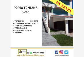 Foto de casa en venta en hermosa casa en venta. zona dorada, porta fontana, león, guanajuato, 0 No. 01