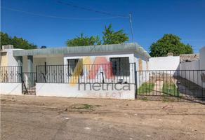 Foto de casa en venta en  , hermosillo centro, hermosillo, sonora, 17075769 No. 01