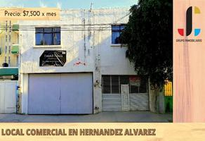 Foto de local en renta en hernandez alvarez , centro, león, guanajuato, 0 No. 01