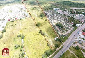Foto de terreno habitacional en venta en héroe inmortal , lomas del sur, aguascalientes, aguascalientes, 14185041 No. 01