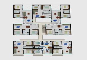 Foto de departamento en venta en héroes , guerrero, cuauhtémoc, df / cdmx, 0 No. 01