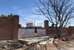 Foto de terreno habitacional en venta en héroes nacionales , campo real, irapuato, guanajuato, 17464665 No. 01