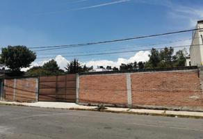 Foto de terreno habitacional en renta en h.galeana 88, francisco murguía el ranchito, toluca, méxico, 0 No. 01