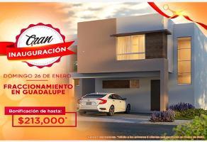 Foto de casa en venta en hidalgo 001, privadas de la silla, guadalupe, nuevo león, 11497686 No. 01