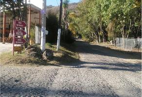 Foto de terreno habitacional en venta en hidalgo 70, ribera del pilar, chapala, jalisco, 6370913 No. 01