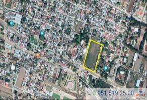 Foto de terreno habitacional en venta en hidalgo , el retiro 6ta etapa, santa maría del tule, oaxaca, 5966011 No. 01