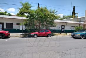 Foto de terreno comercial en venta en  , hidalgo, monterrey, nuevo león, 13714297 No. 01