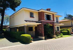 Foto de casa en condominio en venta en hidalgo , santa maría magdalena ocotitlán, metepec, méxico, 0 No. 01