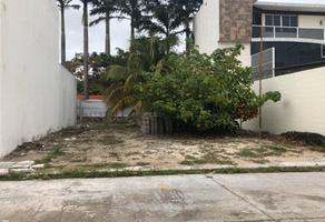 Foto de terreno habitacional en venta en higo , miami, carmen, campeche, 12346067 No. 01