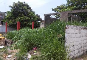Foto de terreno habitacional en venta en hilario rodriguez malpica 1810 , coatzacoalcos centro, coatzacoalcos, veracruz de ignacio de la llave, 12816089 No. 01