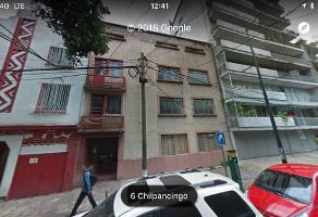 Foto de edificio en venta en  , hipódromo condesa, cuauhtémoc, df / cdmx, 13958018 No. 01