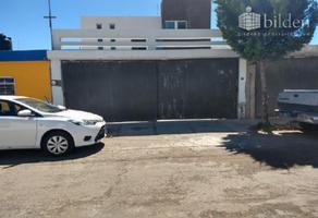 Foto de casa en venta en  , hipódromo, durango, durango, 8554423 No. 01