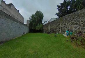 Foto de terreno habitacional en venta en hombres ilustres , santa cecilia tepetlapa, xochimilco, df / cdmx, 0 No. 01