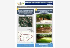 Foto de terreno habitacional en venta en hortencia 31, rancho cortes, cuernavaca, morelos, 16916351 No. 03