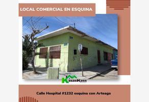 Foto de local en venta en hospital 1232, ciudad juárez centro, juárez, chihuahua, 0 No. 01