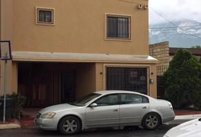 Foto de casa en renta en  , huasteca del valle i, santa catarina, nuevo león, 7957395 No. 01