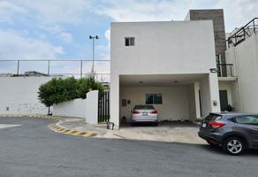 Foto de casa en renta en  , huasteca real, santa catarina, nuevo león, 7602322 No. 01