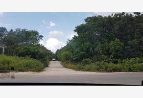 Foto de terreno habitacional en renta en huayacan 0, álamos i, benito juárez, quintana roo, 16897475 No. 01
