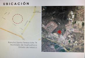 Foto de terreno habitacional en venta en  , huehuetoca, huehuetoca, méxico, 0 No. 01