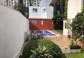 Foto de casa en renta en hueso 1, buenavista, cuernavaca, morelos, 10459720 No. 01