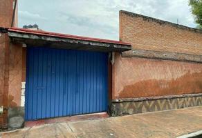 Foto de terreno habitacional en venta en huetzin , anahuac ii sección, miguel hidalgo, df / cdmx, 0 No. 01