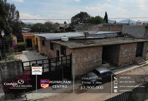 Foto de casa en venta en  , huimilpan centro, huimilpan, querétaro, 16352337 No. 01