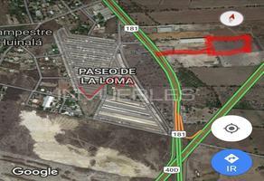 Foto de terreno industrial en venta en  , huinalá, apodaca, nuevo león, 15342081 No. 01