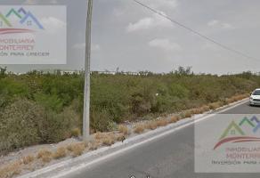 Foto de terreno habitacional en renta en  , huinalá, apodaca, nuevo león, 8777826 No. 01