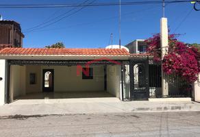 Foto de casa en renta en huitzilopochtli 123, cuauhtémoc, hermosillo, sonora, 18867316 No. 01