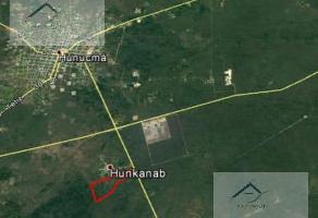 Foto de terreno habitacional en venta en  , huncanab, hunucmá, yucatán, 15922023 No. 01