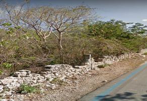 Foto de terreno habitacional en venta en  , hunucmá, hunucmá, yucatán, 19361511 No. 01
