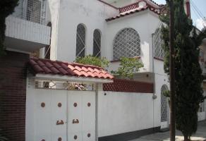 Foto de casa en venta en ignacio allende , clavería, azcapotzalco, df / cdmx, 12223223 No. 01