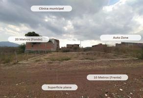 Foto de terreno habitacional en venta en  , ignacio allende, morelia, michoacán de ocampo, 0 No. 01