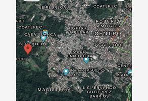Foto de terreno habitacional en venta en ignacio l. rayon 30, casa blanca, coatepec, veracruz de ignacio de la llave, 20731740 No. 01