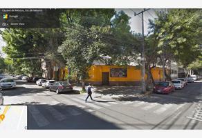 Foto de terreno habitacional en venta en ignacio manuel altamirano 61, san rafael, cuauhtémoc, df / cdmx, 0 No. 01