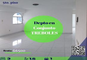 Foto de departamento en renta en ignacio perez 900, vértice, toluca, méxico, 0 No. 01