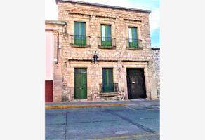 Foto de casa en venta en ignacio zaragoza 7, morelia centro, morelia, michoacán de ocampo, 0 No. 01