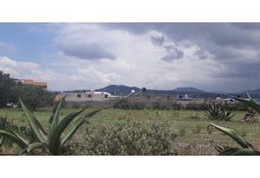 Foto de terreno habitacional en venta en  , imss, tepeapulco, hidalgo, 19837968 No. 01