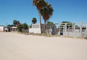 Foto de terreno habitacional en venta en in town manzana 213 lot. 8 , josé lópez portillo, puerto peñasco, sonora, 16796798 No. 01