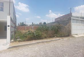 Foto de terreno habitacional en venta en indeco , comevi banthi, san juan del río, querétaro, 0 No. 01