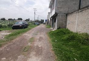 Foto de terreno habitacional en venta en indep fray servando de mier , jardines de la crespa, toluca, méxico, 21419211 No. 01