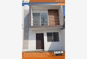 Foto de casa en venta en independencia 000, revolución verde, ciudad madero, tamaulipas, 18041623 No. 01