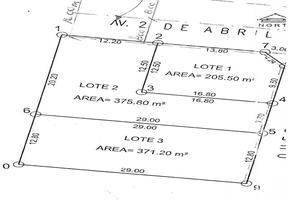 Foto de terreno habitacional en venta en  , independencia, monterrey, nuevo león, 0 No. 01