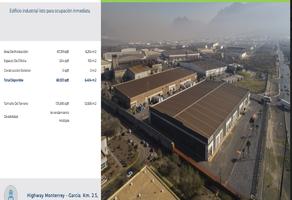 Foto de nave industrial en renta en  , industrial martel de santa catarina, santa catarina, nuevo león, 0 No. 01